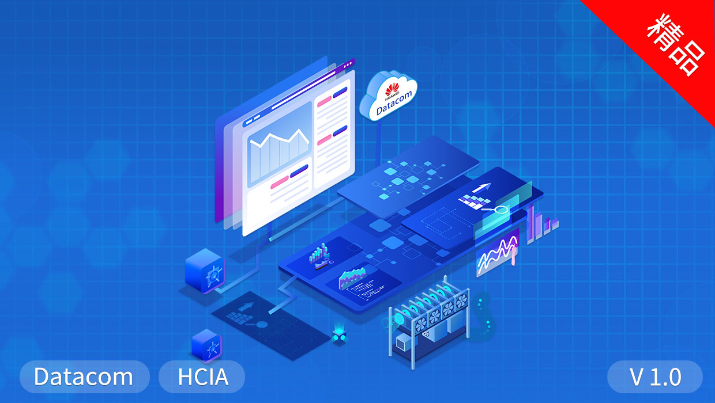 Datacom HCIA精品课程_1.0(附考试模拟训练)