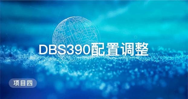 项目四 DBS3900 配置调整