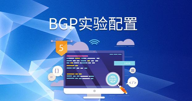BGP实验配置